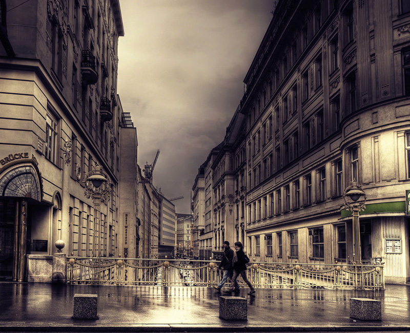 Vienna, City of Many Pasts