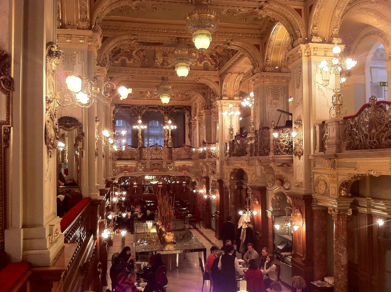 Cafe Wandering: An Excursion through Budapest's Belle Epoque