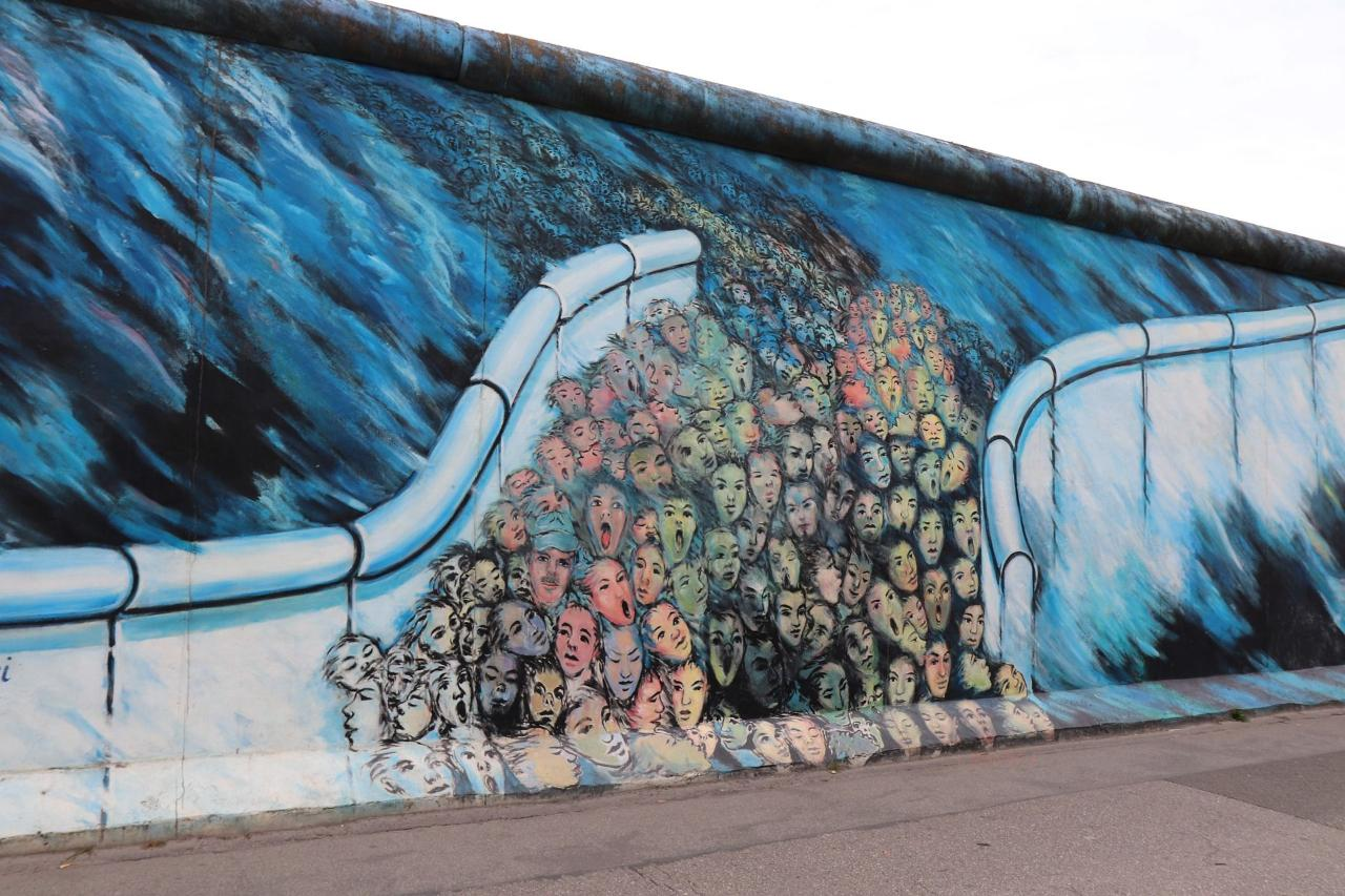 Berlin 3-Hour Historical Tour-East Berlin: City of Shadow