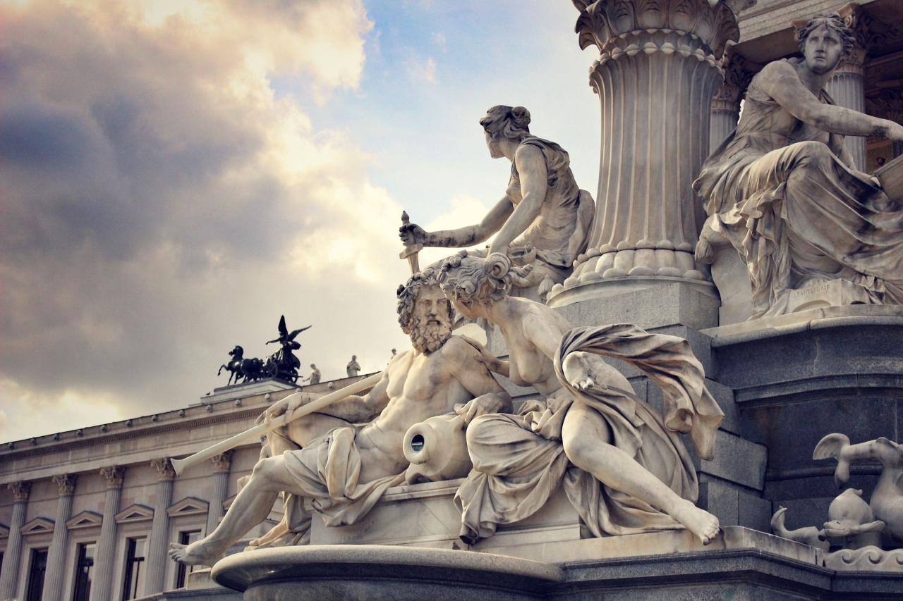 Vienna Private Introduction Tour: City of Many Pasts