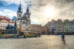 Prague Introduction: 1000 years at the Center of European History