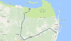 Transfer from Cancun Airport to Holbox Island