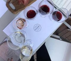 Self Guided Wine Flight