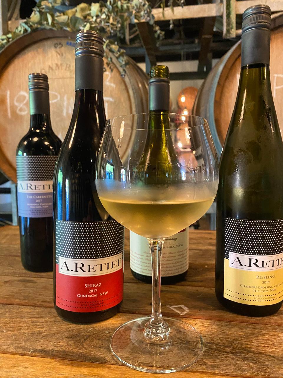 A.Retief Lockdown Wines