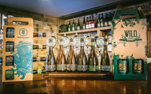 Wild Tastes Beer, Wine & Oyster Tasting