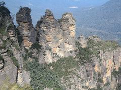Blue Mountains Return Private Helicopter Scenic Flight for 2 with Landing, 4WD Adventure and Lunch