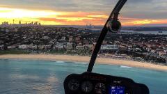 Sydney 20 Minute Harbour Luxury Private Sunset Flight
