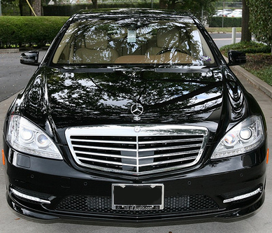 ELITE LUXURY BLACK CAR - HOURLY CHARTER