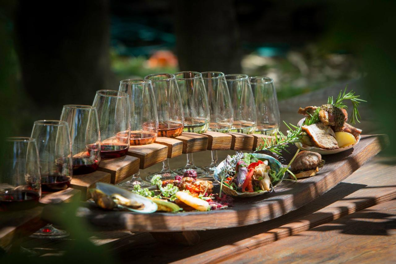 Private Wine and Food Tour
