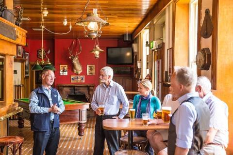 Old Hobart Pub Tour Tasmania Australia
