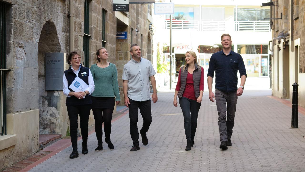 Grand Hobart Walk