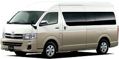 Private Door to Door Ski Transport - 9 Seater 4WD