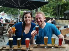 Arrow River Craft Beer Bike Tour - Guided Tour