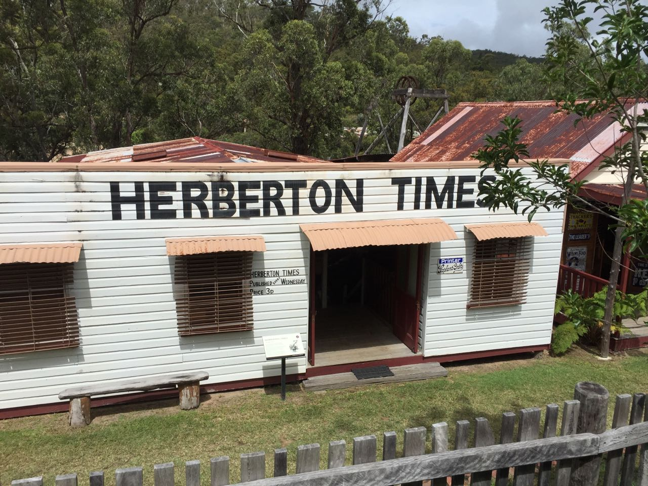 Herberton Day Tour