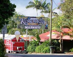 Historic Village Herberton and Kuranda Tour