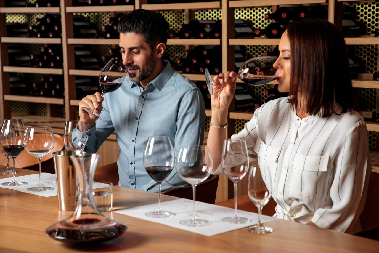 St Hugo & Riedel Masterclass & Dining Experience