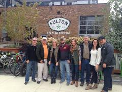 Historic Downtown Walking Brewery Tour - Modist, Fulton, & Clockwerks