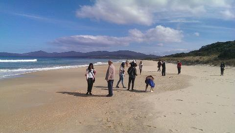 Two Days on Bruny Island