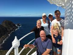 Iconic Bruny Island Lighthouse Tour