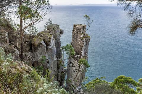 Bruny Island Overnight Explorer Tasmania Australia
