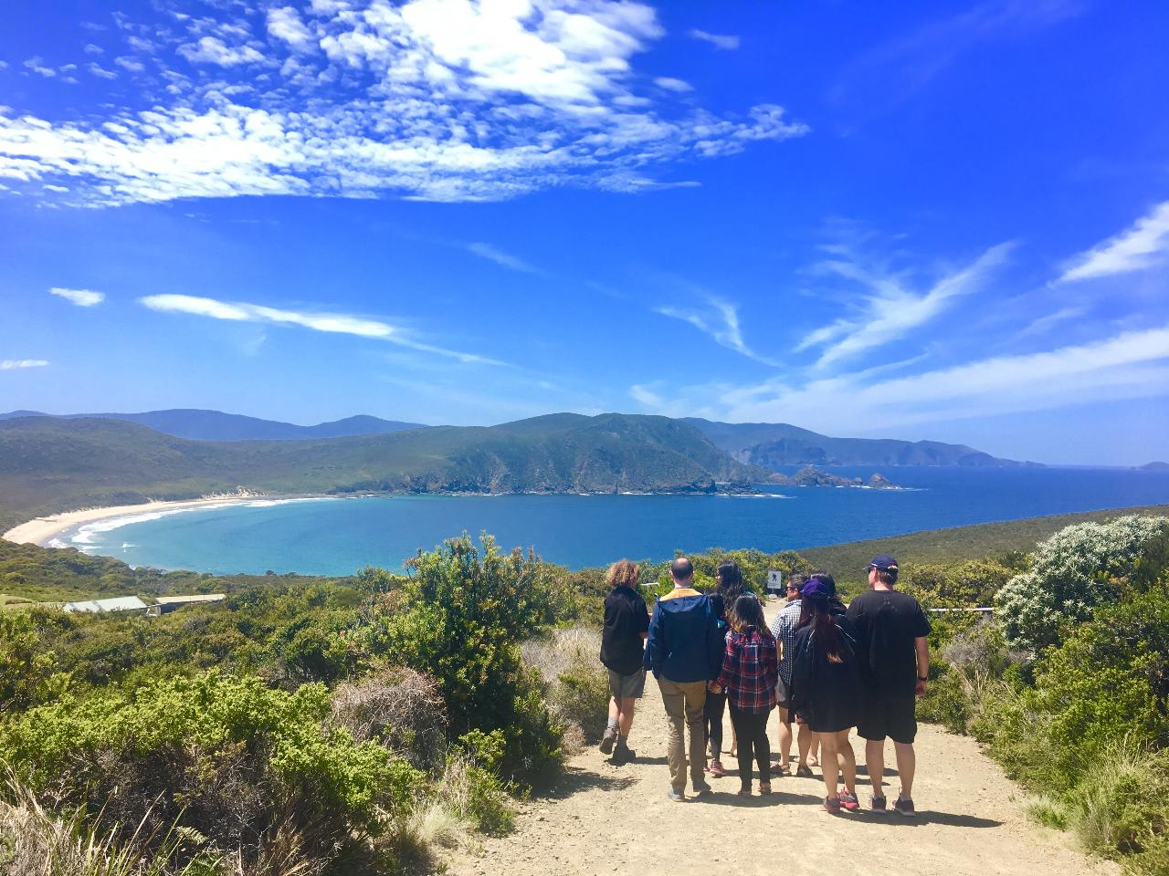Cruise Ship Shore Excursion - Bruny Island Tour 9 am to approx 6pm (Cruise Ship guests only)