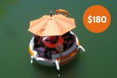 Gift Card - 6 seater BBQ Boat Hire