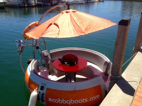 Eco BBQ Boats Mandurah - 6 seater