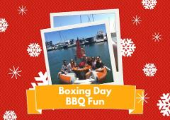 BOXING DAY: 2 Hour BBQ Boat Hire for up to 6 people - Mandurah