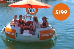 Gift Card - BBQ Boat Hire for Group of 3 - 6 people (weekends)