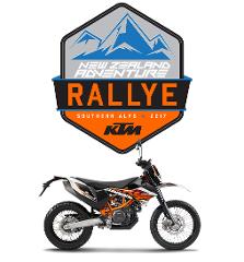 2017 KTM New Zealand Adventure Rallye + 690 Enduro R Rental