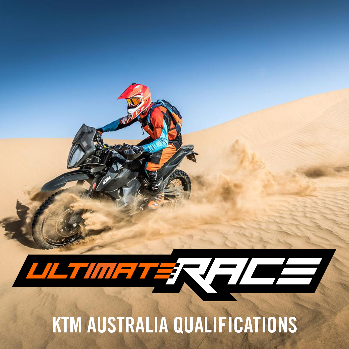 KTM Ultimate Race Qualifications: AUSTRALIA 2019