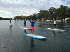 Jervis Bay Stand Up Paddle Accommodation Packages (2 Night Package)