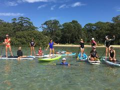 School Groups - Level 1 SUP Wise Program/Certificate - Enclosed Waterway