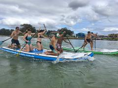 Monster Stand Up Paddle Board Hire