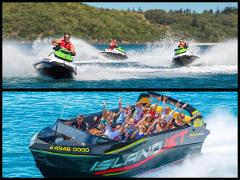 Book Now - Whitsunday Jet Ski Tours, Airlie Beach