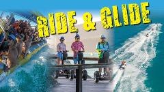RIDE AND GLIDE - JETSKI, SEGWAY AND OCEAN RAFTING PACKAGE