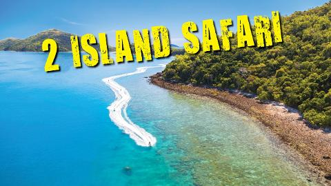 TWO ISLAND SAFARI JETSKI TOUR