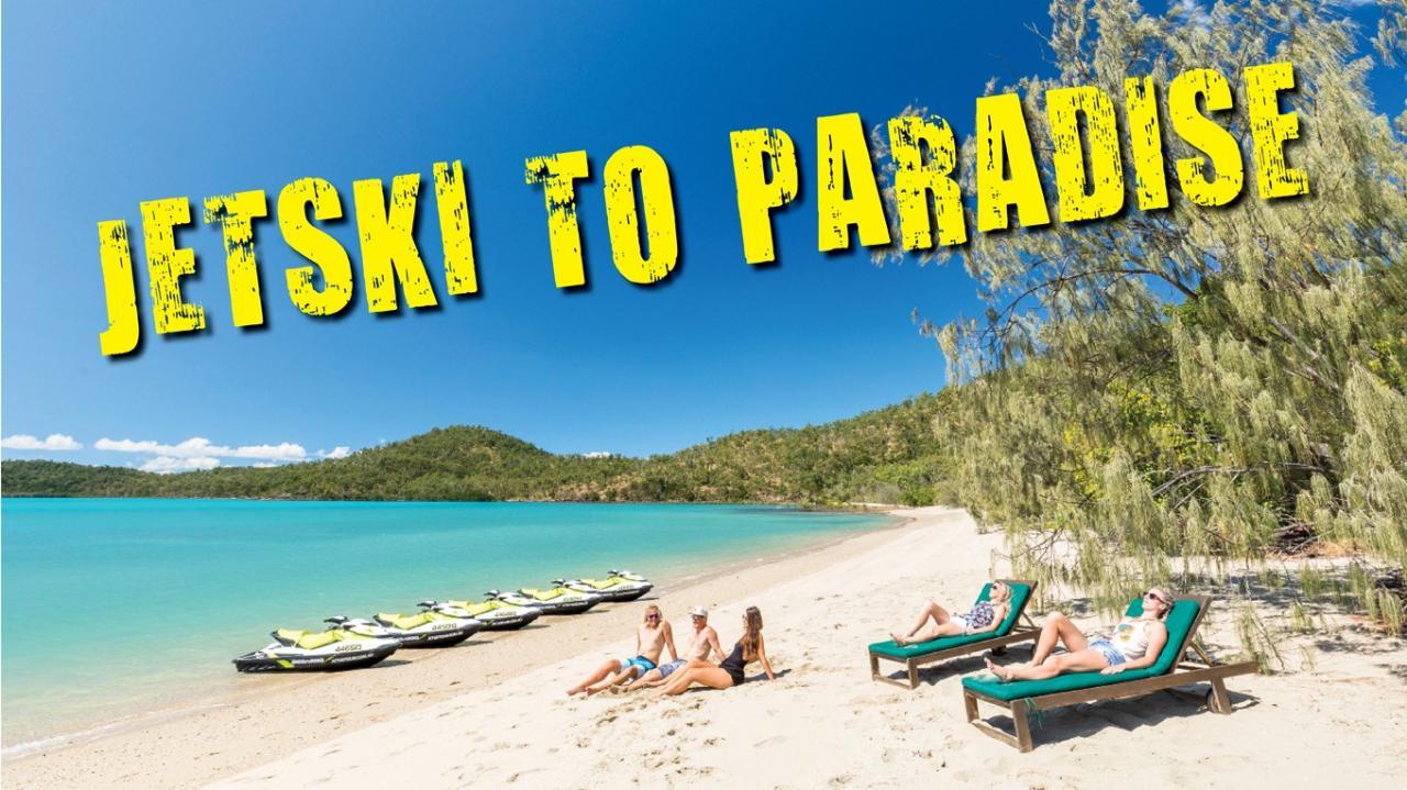 WHITSUNDAY JETSKI TOURS JETSKI TO PARADISE GIFT VOUCHER