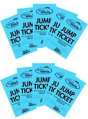 Jump Tickets 10 - 49 (14'000 feet)