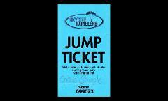 Night Jump Ticket (12'000 feet)