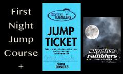 First Night Jump Course + 1 Night Jump Ticket