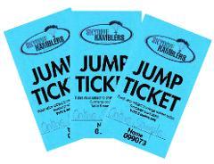 Jump Tickets 1 - 3 (14'000 feet)