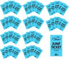 Jump Tickets 50 - 99  (14'000 feet)