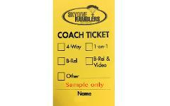 Coach Ticket