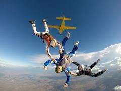 AFF - First Jump Skydiving Course