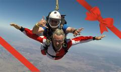 Tandem Skydive - 14'000 feet - groups of 10+ - Gift Card