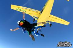 Tandem Skydive - Awesome Autumn: April Deal
