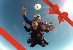 Tandem Skydive + Handicam from 14'000 feet - Gift Card