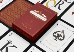The Gentleman Magician's Playing Cards