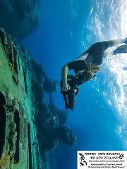 Shipwreck Sea Scooter Safari